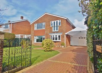 Thumbnail 3 bed link-detached house for sale in Monks Way, Stubbington, Fareham