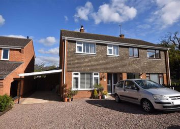 Thumbnail 3 bed semi-detached house for sale in The Langland, Ledbury, Herefordshire
