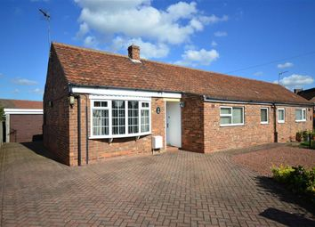 Thumbnail 3 bed semi-detached bungalow for sale in Tune Street, Osgodby, Selby