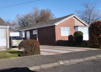 Thumbnail 2 bed detached bungalow for sale in Eddrington Grove, Chapel House, Newcastle Upon Tyne