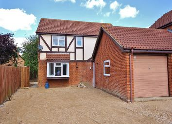 Thumbnail 4 bed detached house to rent in Kestrel Close, Hartford, Huntingdon