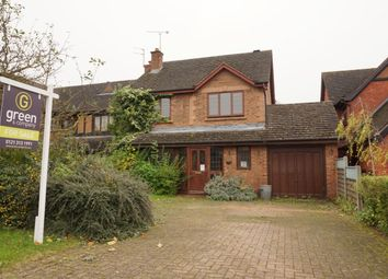 Thumbnail 4 bed detached house for sale in Oldacre Close, Sutton Coldfield