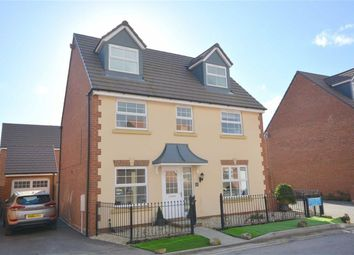 Thumbnail 5 bed detached house for sale in Fauld Drive Kingsway, Quedgeley, Gloucester
