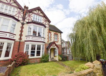 Thumbnail 6 bed semi-detached house for sale in De Cham Road, St. Leonards-On-Sea
