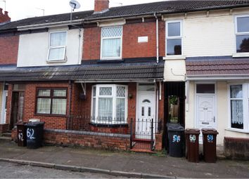 Thumbnail 2 bedroom terraced house for sale in Hart Road, Wolverhampton