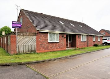 Thumbnail 5 bed detached bungalow for sale in St. Peters Walk, Wawne, Hull