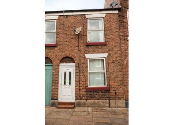 Thumbnail 3 bed terraced house to rent in Newton Street, Macclesfield