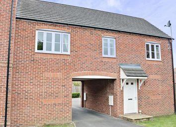 Thumbnail 2 bedroom flat for sale in Kirby Drive, Bramley, Tadley