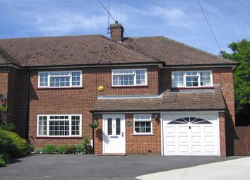 Thumbnail 5 bed semi-detached house to rent in Eastway, Beaconsfield