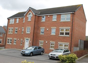 Thumbnail 2 bed flat to rent in Saxton Close, Hasland