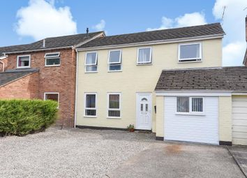 Thumbnail 3 bed terraced house for sale in Leominster, Herefordshire