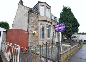 Thumbnail 3 bed semi-detached house for sale in Craigton Road, Glasgow