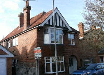 Thumbnail 3 bedroom flat to rent in Woodfield Road, Tonbridge