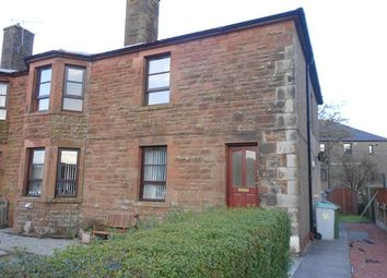 Thumbnail 2 bedroom flat to rent in Waterfoot Road, Annan