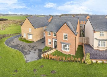 Thumbnail 4 bed detached house to rent in Castle Grove, Wetherby