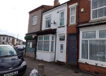 Thumbnail 3 bed terraced house for sale in Manilla Road, Selly Park, Birmingham, West Midlands