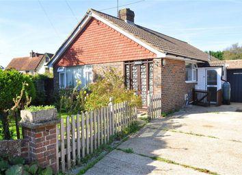 Thumbnail 2 bed detached bungalow for sale in Victoria Road, Herstmonceux, Hailsham