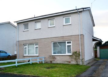 Thumbnail 2 bed semi-detached house for sale in Highfield, Forres