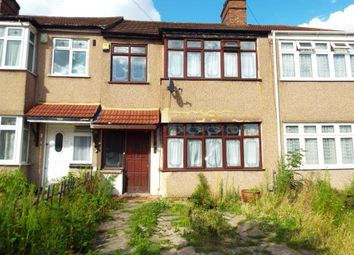 Thumbnail 3 bedroom terraced house for sale in Clayhall, Ilford, Essex