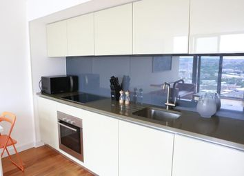 Thumbnail 2 bed flat to rent in City Loft, St. Paul's Square, Sheffield