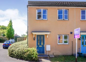 Thumbnail 2 bed end terrace house for sale in College Way, Filton