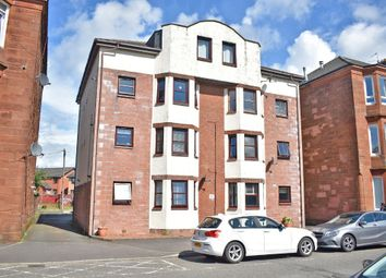 Thumbnail 2 bed flat for sale in Castlegreen Street, Dumbarton, West Dunbartonshire