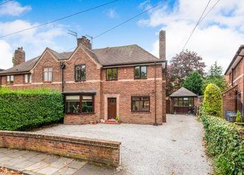 Thumbnail 3 bed semi-detached house for sale in Beechfield Road, Trentham, Stoke, Staffs