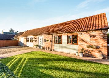 Thumbnail 3 bed barn conversion for sale in Middle Yard, Osbournby, Sleaford