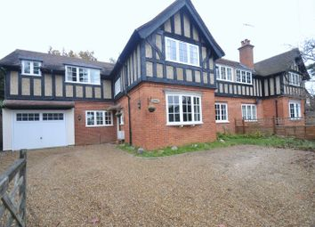 Thumbnail 4 bed semi-detached house for sale in Crawley Ridge, Camberley