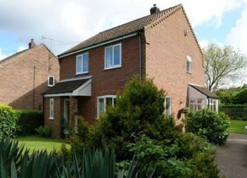 Thumbnail 3 bed detached house for sale in Thorpe Market, Norwich, Norfolk
