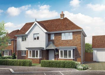 Thumbnail 4 bed detached house for sale in The Sorrel, Radstone Gate, Thorn Lane, Stelling Minnis