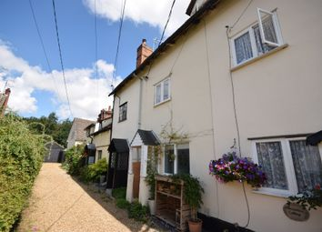 Thumbnail 2 bed cottage for sale in Nunnery Street, Castle Hedingham, Halstead