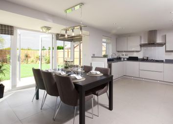 "Thumbnail 4 bed detached house for sale in ""Holden"" at Lowfield Road, Anlaby, Hull"