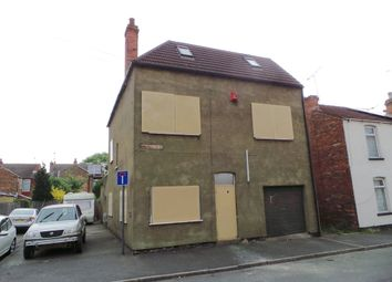 Thumbnail 6 bed detached house for sale in Salisbury Street, Gainsborough