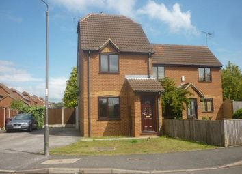 Thumbnail 2 bed property to rent in Ridgeway Avenue, Bolsover, Chesterfield
