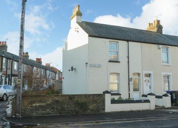 Thumbnail 2 bed end terrace house for sale in Milton Avenue, Margate