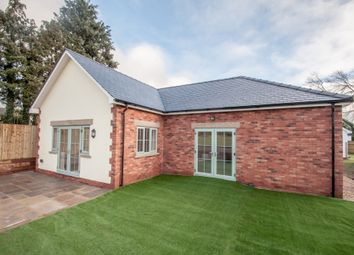 Thumbnail 2 bed detached bungalow for sale in Wormelow, Hereford