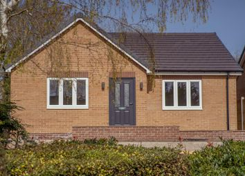 Thumbnail 2 bedroom detached bungalow for sale in Cantrell Close, Brimington, Chesterfield, Derbyshire