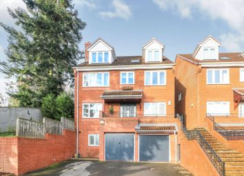 Thumbnail 5 bed detached house for sale in Tollhouse Way, Wombourne, Wolverhampton