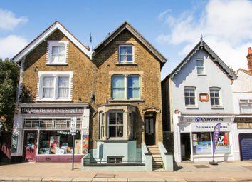 Thumbnail 2 bed maisonette for sale in St. Alphege Court, Oxford Street, Whitstable