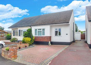 Thumbnail 2 bed semi-detached bungalow to rent in Fernwood, Benfleet, Essex