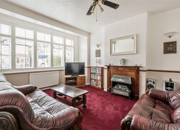 Thumbnail 3 bedroom terraced house for sale in Manor Road, Mitcham, Surrey
