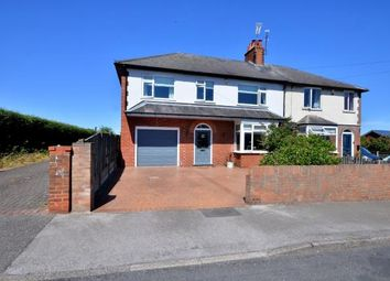 Thumbnail 4 bed semi-detached house for sale in Little Barn Lane, Mansfield, Nottinghamshire