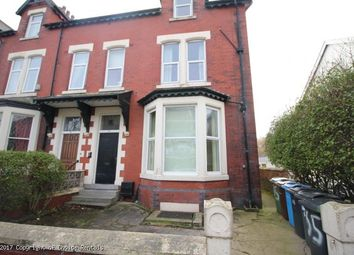 Thumbnail 1 bed flat to rent in St Andrews Rd North, St Annes On Sea