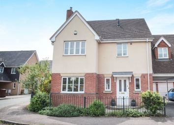 Thumbnail 4 bed link-detached house for sale in Windsor Road, Pitstone, Leighton Buzzard
