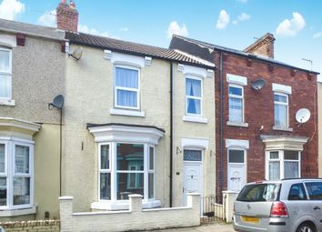 Thumbnail 3 bedroom terraced house for sale in Holt Street, Hartlepool