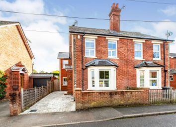 Thumbnail 3 bed semi-detached house for sale in Kennel Ride, Ascot