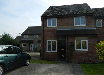Thumbnail 1 bedroom semi-detached house to rent in The Spinney, Bar Hill