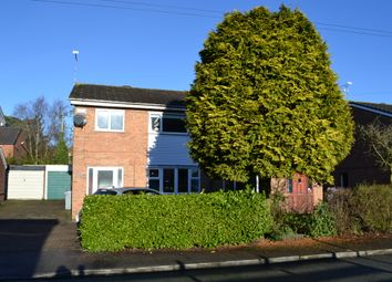 3 bed semi-detached house to rent in Brookland Drive, Sandbach, Cheshire CW11