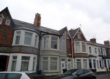 Thumbnail 5 bed property to rent in Cottrell Road, Roath, Cardiff